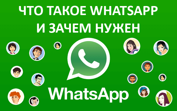 Что такое WhatsApp и зачем нужен, история создания, его плюсы и минусы. Как WhatsApp: установить, зайти, настроить, пользоваться