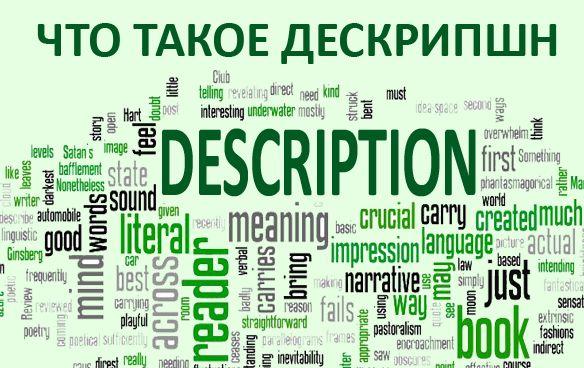 Дескрипшн: что это такое и для чего нужен, требования и рекомендации, как правильно его писать и как добавить на сайт WordPress