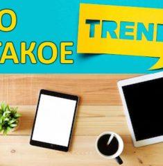 Тренд и быть в тренде: что это такое, виды трендов